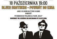 BLUES BROTHERS - POWRÓT DO KINA