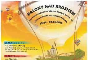 Balony nad Krosnem 2016 czas zacząć