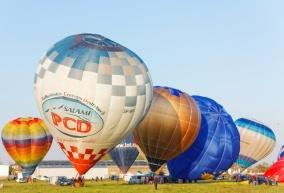 Balony były, ale odfrunęły...