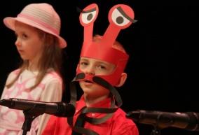 Żaczek przedszkolaczek - kolejność prezentacji