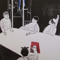 Grafika tradycyjna w Aneksie Twórczości Artystycznej