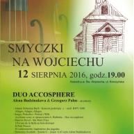 Sierpniowy koncert Akordeonowy