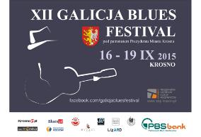 12. GALICJA BLUES FESTIVAL