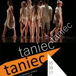 Koncert TANIEC. TANIEC. TANIEC na rozpoczęcie sezonu artystycznego Zespołu Tańca Współczesnego STRECZ
