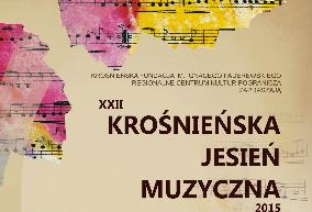 XXII Krośnieńska Jesień Muzyczna