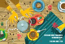 Natchnienia - Kreacje - Inspiracje. Spotkanie Kobiet Pogranicza w odcieniu kawy