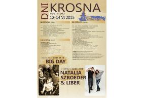 DNI KROSNA - MIASTA SZKŁA. 12-14 czerwca 2015