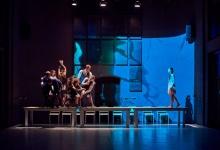 Spektakl We_selle w ramach Polskiej Sieci Tańca
