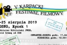V Karpacki Festiwal Filmowy