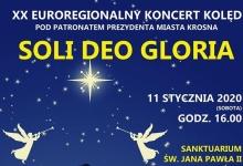 SOLI DEO GLORIA - XX EUROREGIONALNY KONCERT KOLĘD