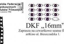 """DKF """"16 MM"""" Z REWELACYJNYM REPERTUAREM"""