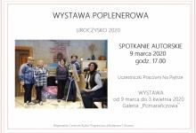 WYSTAWA POPLENEROWA - UROCZYSKO 2020