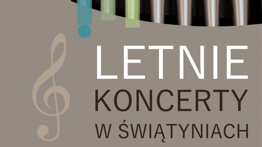 festiwal Letnie koncerty w świątyniach, projekt zajawki Joanna Topolska-Uliasz