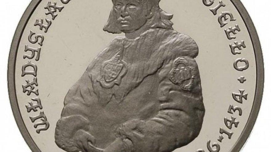 medal, Władysław II Jagiełło