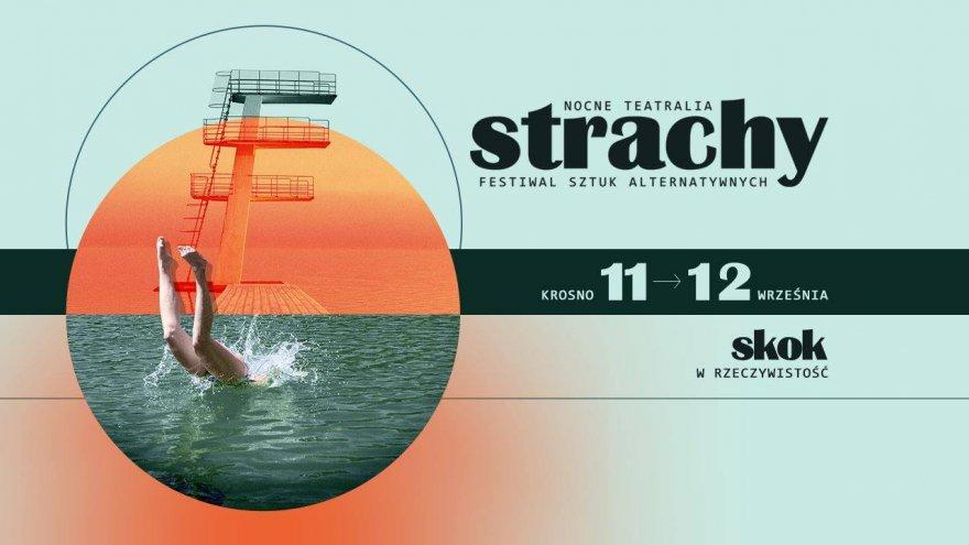 projekt autorski festiwalu STRACHY, zajawka
