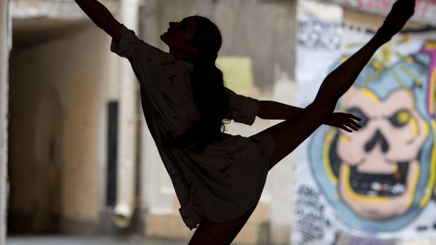 Balerina_ zdjęcie udostępnione dzięki uprzejmości Eifman Ballet
