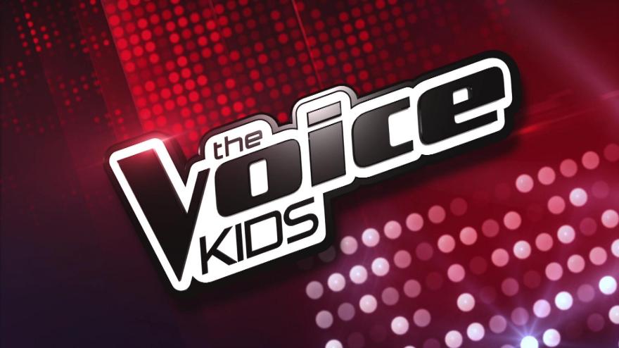 Grafika The Voice Kids, logo programu